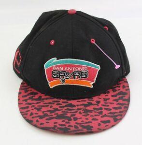 5a53bc994b78a Image is loading Vintage-Sports-Specialties-San-Antonio-Spurs-Snapback -Adjustable-