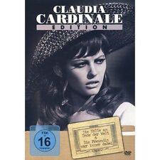 DVD Claudia Cardinale La Hölle am Ende der Welt + La Amiga war siempre contigo