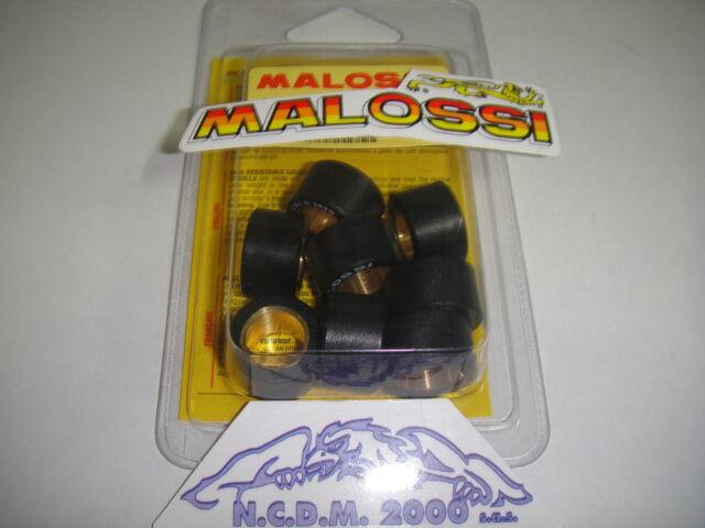 Rouleaux Malossi D.20 X 12 Gr 11,0 MBK Kilibre 300 4T LC (H314E) 669919.GO