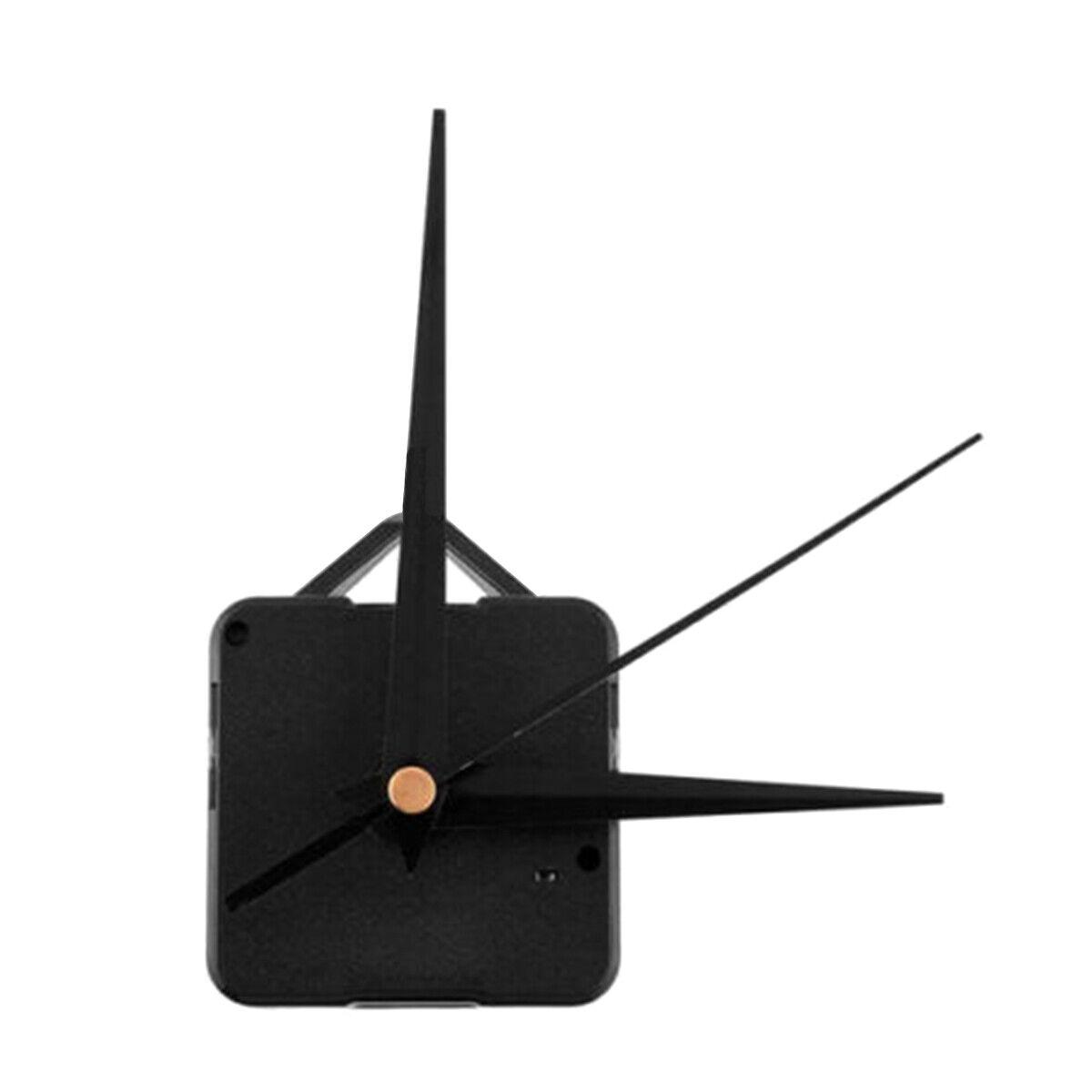 Replacement Quartz Clock DIY Repair Kit Mechanism Multiple Movement Hands,