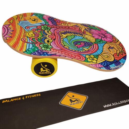RollerBone Shabby 1.0 Classic Set Carpet Balanceboard