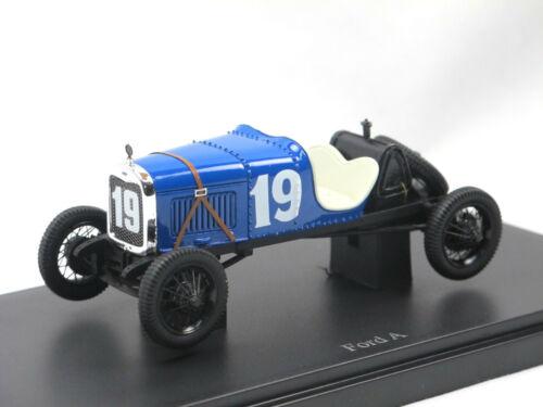 Autocult 01008 Ford A Benito Juárez Race 1929 Juan Manuel Fangio #19 1:43