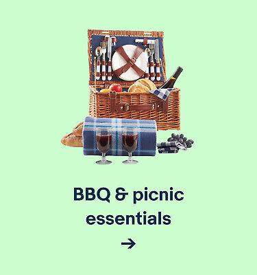 BBQ & picnic essentials