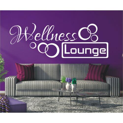 Mural Dicton Spa Lounge Sticker Salle De Bain Tatouage Sticker Murale 2