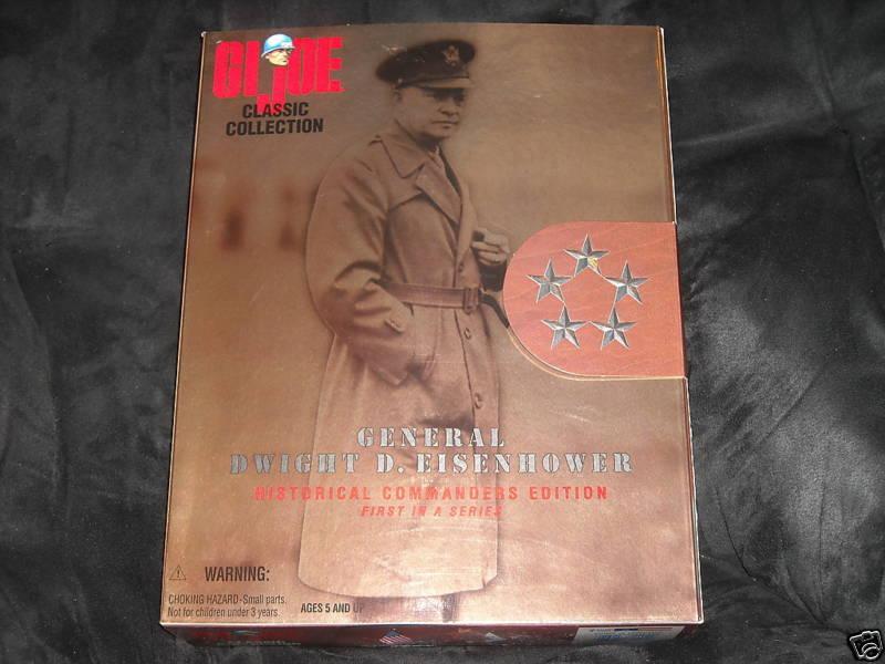 1997 General Dwight D. Eisenhower-Historical Commanders