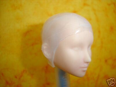 Wig cap for small Obitsu doll and BJD with head size 3/""