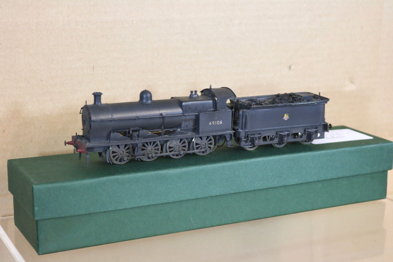 Brassmaster 41C Modellle Set Gebut Br Ex Lnwr 0 0 0 0 Klasse G2 Lokomotive 49106