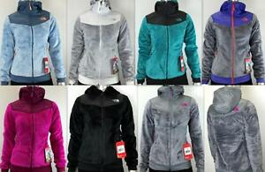 NEW WOMEN S THE NORTH FACE OSO HOODIE STYLE C660 SOFT SILKEN FLEECE ... 180c4ccba