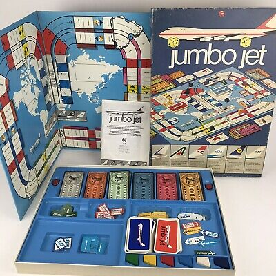 Jumbo Jet Spiel