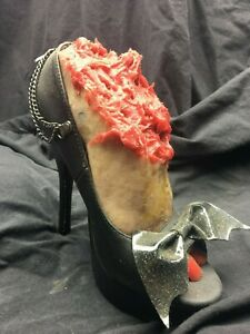 Raunchy-Hooker-Foot-Halloween-Horror-Prop-Made-in-the-USA