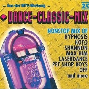 Dance-Classic-Mix-zyx70078-2-Hypnosis-Koto-Shannon-Max-Him-Laser-2-CD