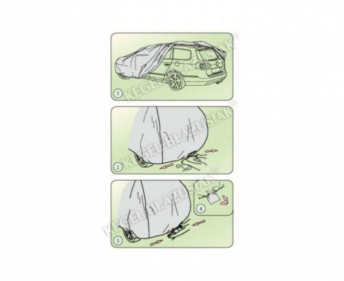 Housse de protection Mercedes SLK R170 1996-2004 Voiture Bâche