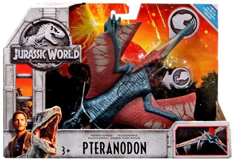 Jurassic World 2 ROARIVORES PTERANODON FIGURE DINOSAUR SOUND ACTION 2018 FMM27