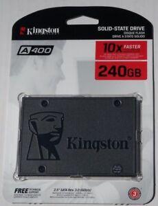 Kingston 120GB 240GB 480GB internal SSD SATA3 Solid State Drive A400 SSD
