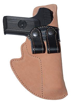genuine suede Zastava M57 // M70A Tokarev TT RH gun holster IWB