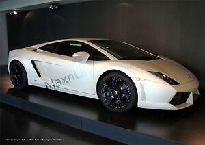 2012 Lamborghini Gallardo Lp560 4 Poster Ebay
