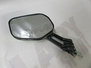 OEM-Yamaha-Motorcycle-Gray-Left-Side-Mirror-FJR-13-FJR1300