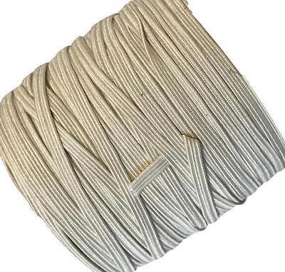 """1//8/"""" SKINNY elastic stretch elastic by the yard 100 yards,baby headband grab bag"""