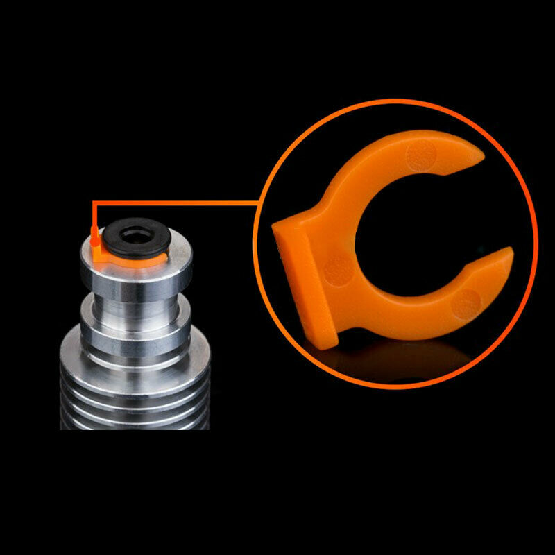 Collet Clips For Hotend Extruder 3D Printers 1.75 mm Filament Bowden AccessoriAP