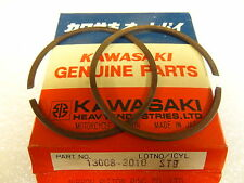 Kawasaki NOS NEW  13008-3010 Piston Ring Set Drifter Snowmobile Snow 1981