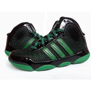 76f963b16334 ... australia image is loading adidas adipure basketball shoes green black  bc9e8 ceb67 ...
