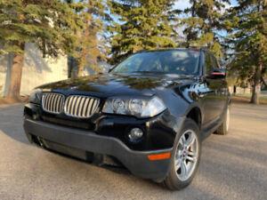 2007 BMW X3 I
