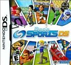 Deca Sports DS (Nintendo DS, 2010)