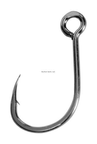 4//0 365514 2 pks NEW Gamakatsu Magic Eye Tuna Plug Hooks 3X strong