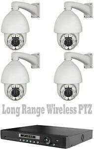 LONG-RANGE-WIRELESS-PTZ-TRANSMIT-UP-TO-2500-FT-Security-Cameras-NightVision-DVR