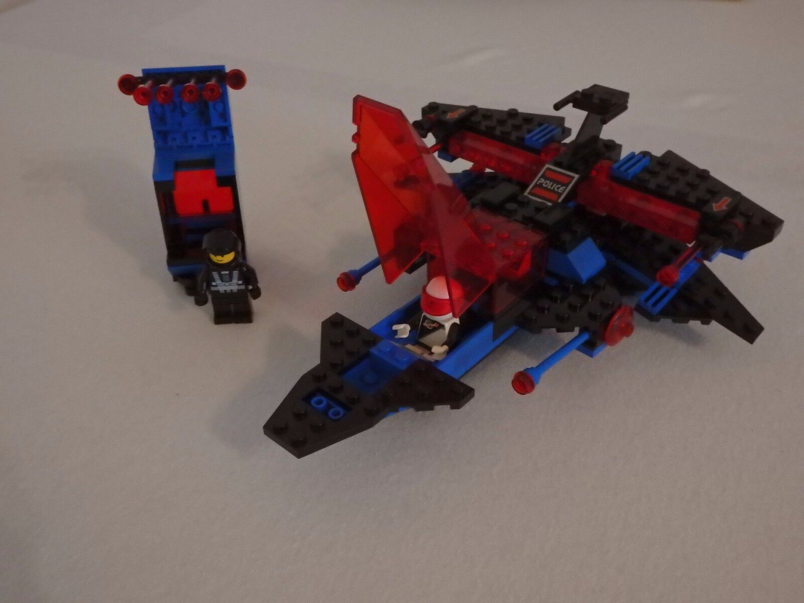 Lego 6781 SP-Striker Weltraum Space Police Star Wars