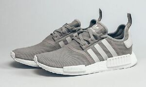 Adidas Nmd R1 Champs Exclusive Grey Burgundy B39506 Size 13