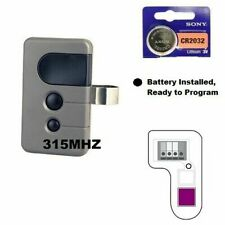 Sears Craftsman 139 53990d Remote Security 315mhz Liftmaster 371lm Compatible For Sale Online Ebay