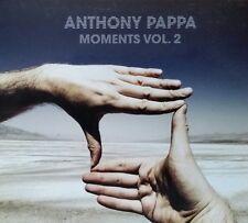 "Anthony Pappa  ""Moments Vol.2"" * 2xCD / RLDCD001 / TechHouse, Electro, Minimal"