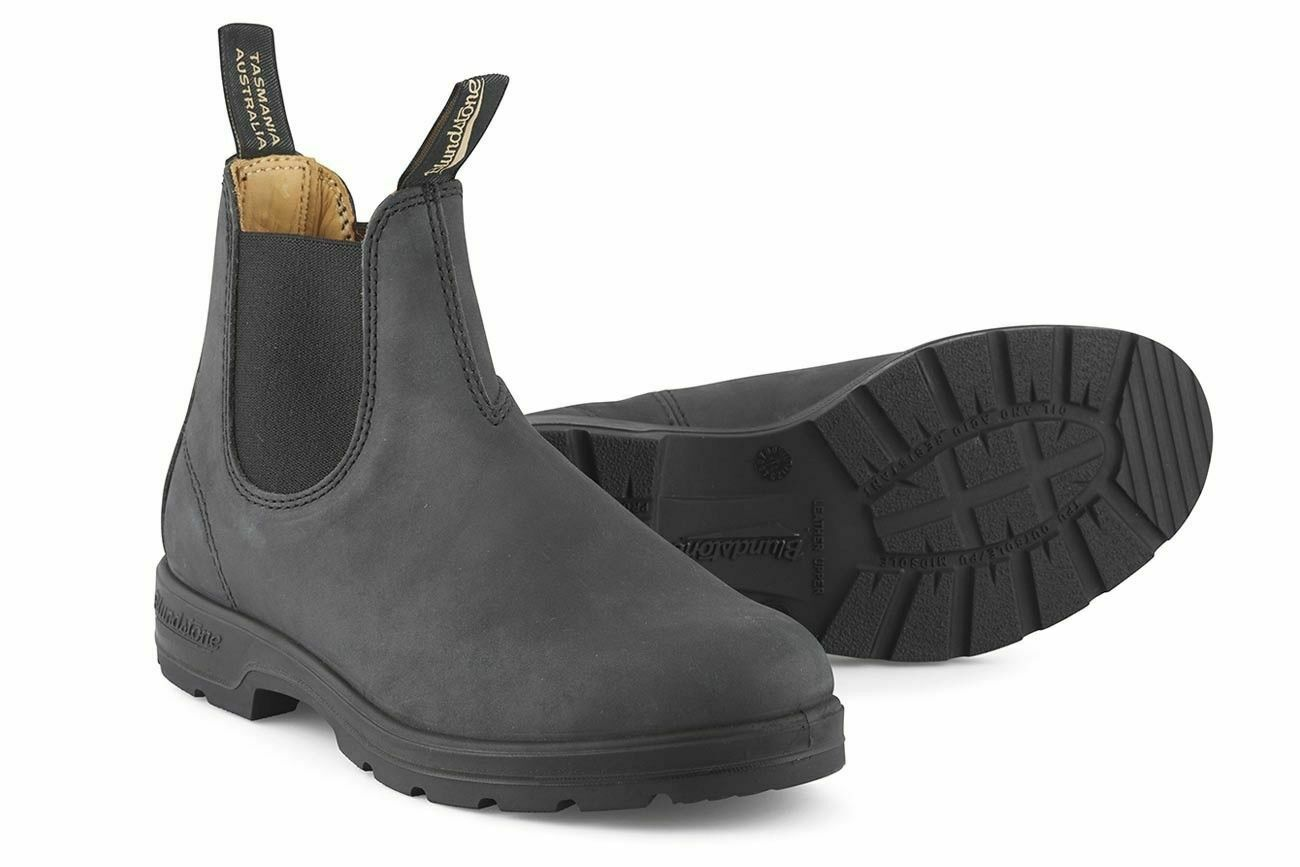 Mens/Womens Blundstone 587 Chelsea Leather Dealer Ankle Boots Sizes 4 to 12