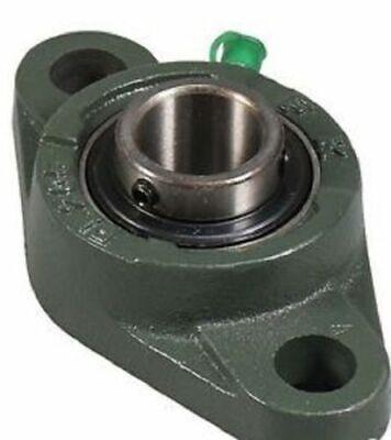 "NEW AMI BLFL4-12 Set Screw Locking 2 Bolt Flange Unit 3//4/"" Shaft Cast Iron"