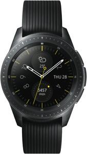 NEW Samsung 1091101505 Galaxy Watch 42mm Midnight Black BT