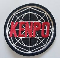Kenpo Martial Arts Patch - 3 P1230
