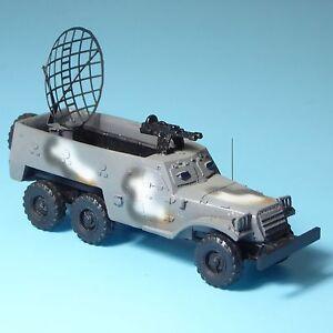 Rk Modelle Véhicule De Combat D'infanterie Blindée Avec Radar Antenne Nva