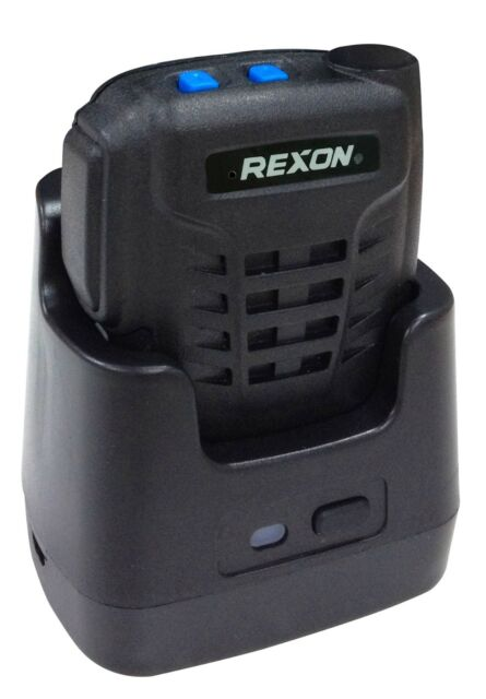 Rexon BT-24HC wireless speaker microphone w/ charger (support Zello on Android)