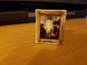 Fève - Tableau de WATTEAU  (2513)