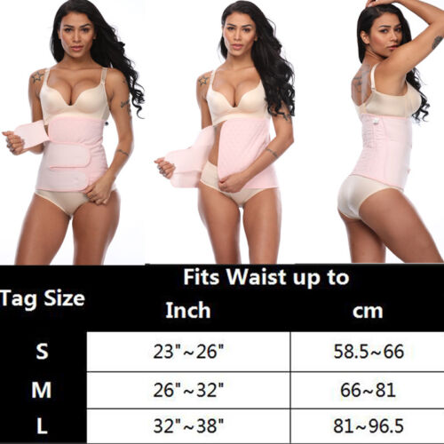 Womens Postpartum Recovery Tummy Support Belt Belly/&Wrap Body Shaper After Birth