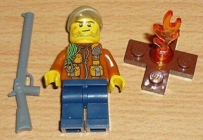 Aggressiv Lego City Dschungelkämpfer Mit Zubehör Lego Bau- & Konstruktionsspielzeug