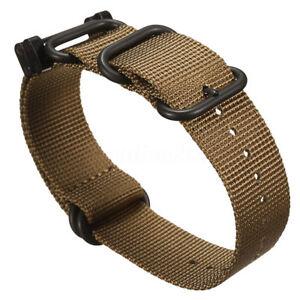 Nylon-Wrist-Band-Strap-Bracelet-Replacement-For-Suunto-Essential-Core