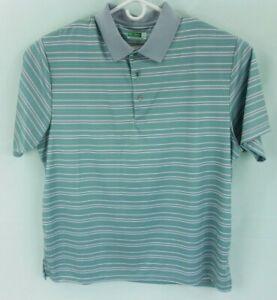 e7e19047b3a Ben Hogan Performance 2XL Striped Golf Polo Shirt Great Condition | eBay