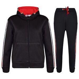 Vêtements Filles (2-16 Ans) ***promotion***ensemble Survêtement Fille De Marque Donnay Du 7 Au 13 Ans