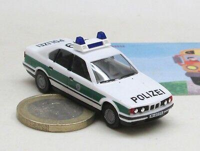 "Herpa Nr BMW 5er Limousine 041997-1:87 E34 /""Polizei Bayern/"""