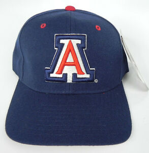 ARIZONA-WILDCATS-NAVY-NCAA-VINTAGE-FITTED-SIZED-ZEPHYR-DH-CAP-HAT-NWT-DEADSTOCK