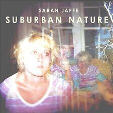 Suburban Nature [Digipak] by Sarah Jaffe (CD, May-2010, Kirtland Records)