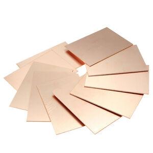 1/5Pcs Copper Clad Laminate Circuit Boards FR2 PCB Single Side Circuit Board