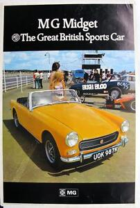 Accept. The mg midget poster
